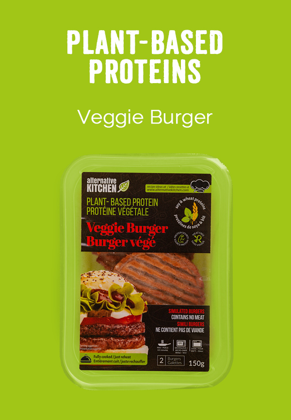 proteins-burger