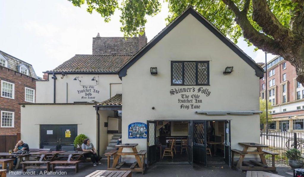 The Hatchet Inn, Bristol