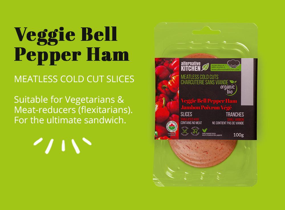 Bell Pepper Ham