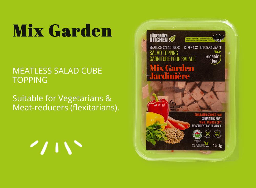 Mixed Garden