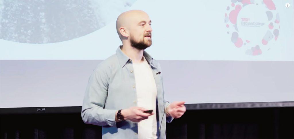 Pat McAuley Ted Talk