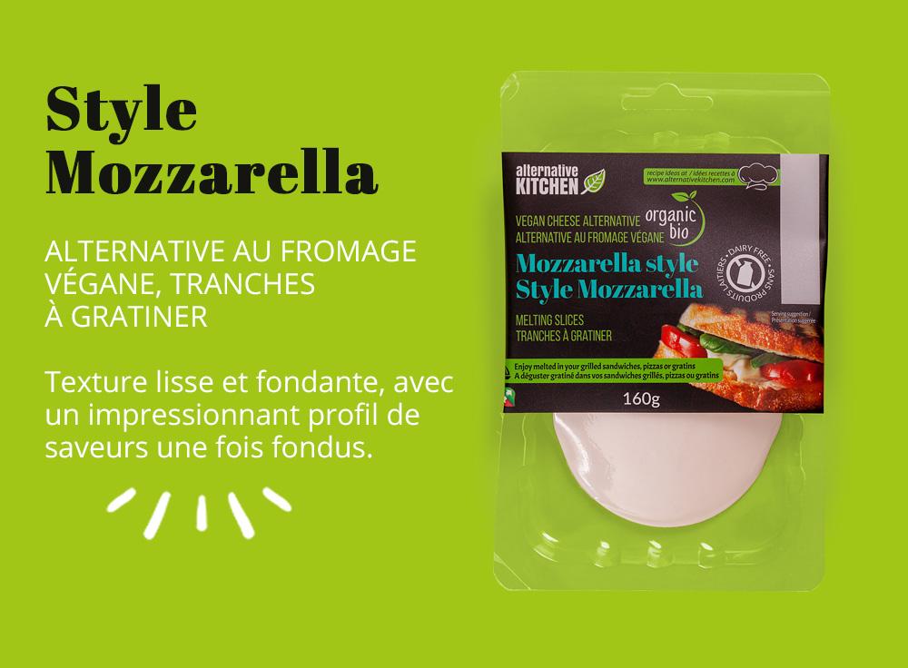 Style Mozzarella