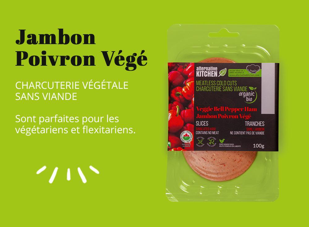 Jambon Poivron