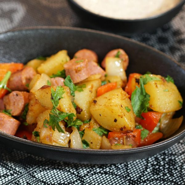 recipe-main-veggie-sausage-and-potato-skillet