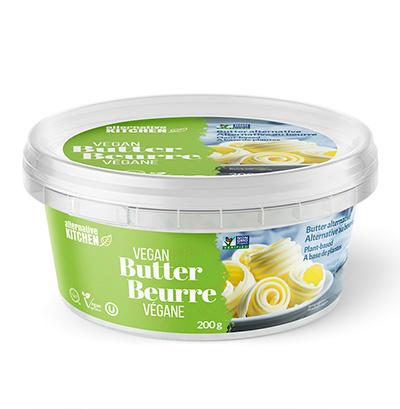 Plant-based Vegan Butter