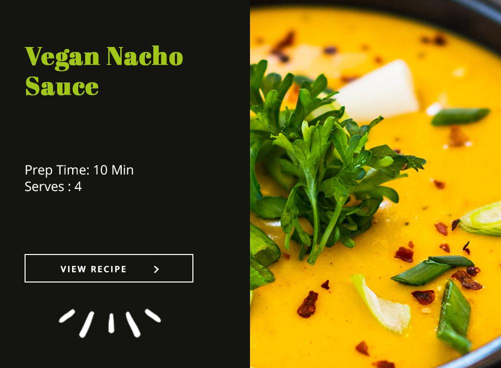 Vegan Nacho Sauce (vegan Queso)