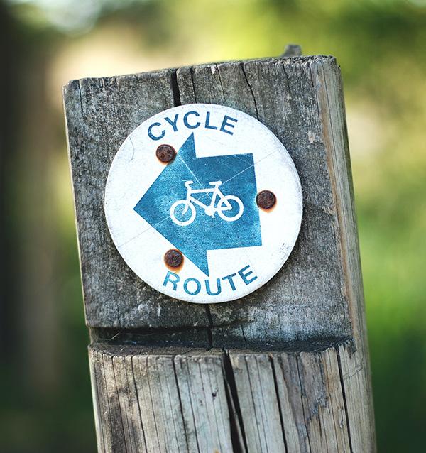 Walk, Bike or Carpool