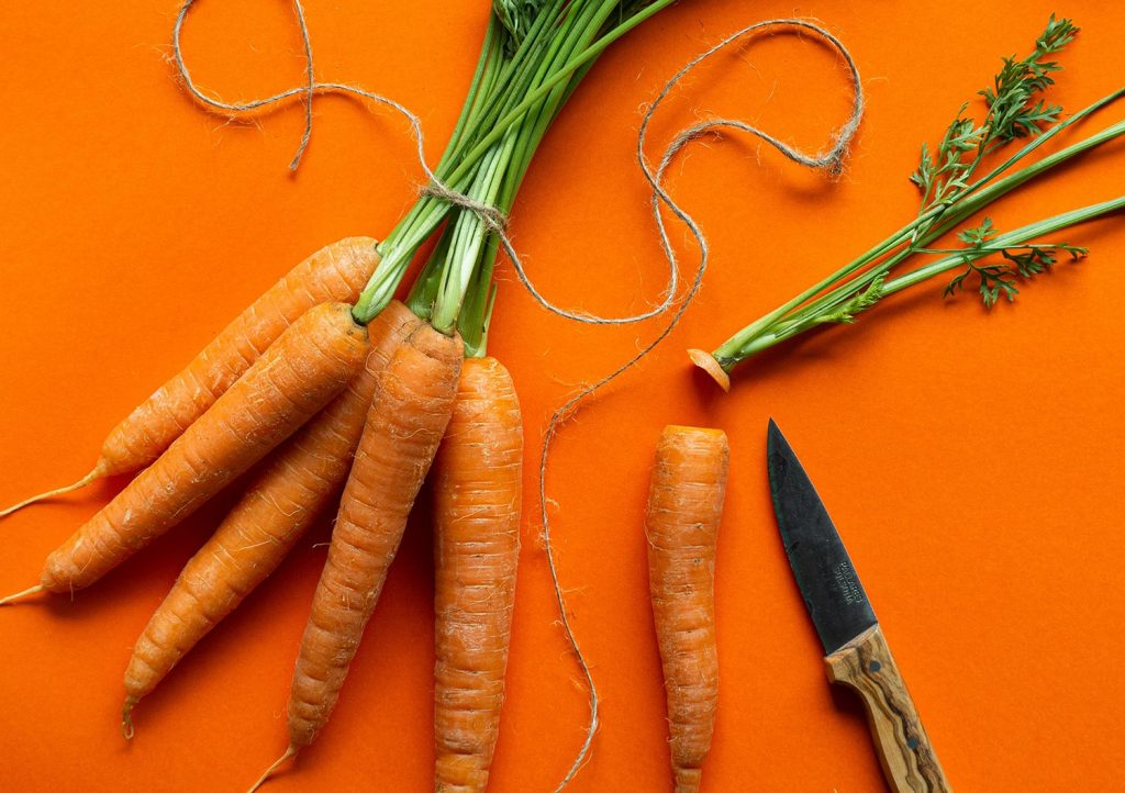 Grow veggies from leftovers